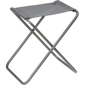 Lafuma Mobilier PH Tabouret de camping Texplast, titane/silex